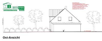Haus 1 Ansicht Ost