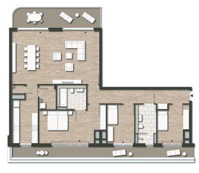 4 zimmer wohnung frankfurt gallus 4 zimmer wohnungen. Black Bedroom Furniture Sets. Home Design Ideas