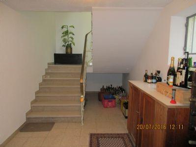 Treppeaufgang Keller