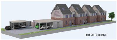 Komfort-Reihenhaus-Neubau mit Sonnendeck in Schneverdingen