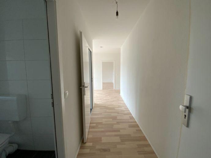 Frisch renoviert Erstbezug ! ZU SOFORT!!! 3 ZKDB Balkon  Südstadt