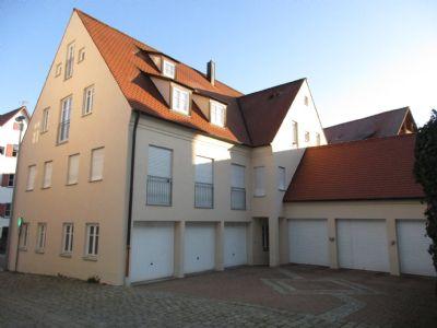 Nördlingen Garage, Nördlingen Stellplatz