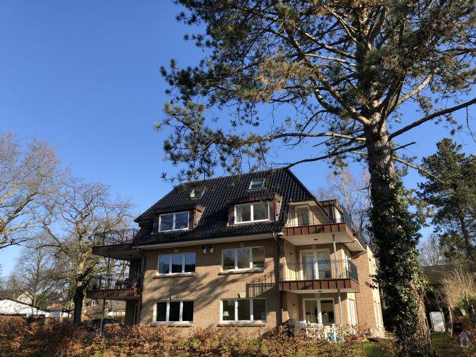 Nachmieter gesucht: 5-Zimmer-Wohnung im 2. Stock mit Balkon, Hamburg Groß Flottbek