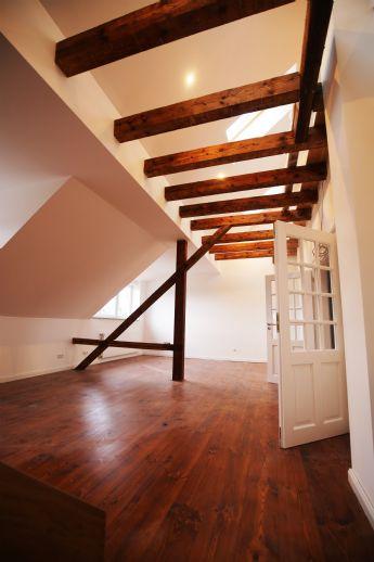 4 Zimmer Dachgeschosswohnung mit Gallery inkl. Stellplatz