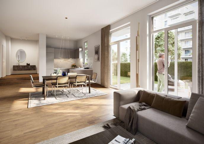 Ideale Kapitalanlage 2-Zimmer-Wohnung im neuen