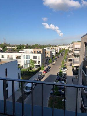 Erstbezug: moderne und sonnige 2-Zimmer-Wohnung in Düsseldorf Grafental