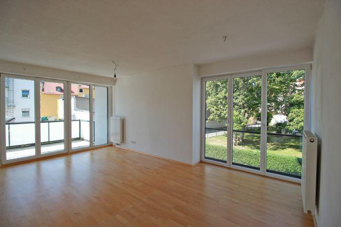 Charmante 3-Zimmer-Wohnung mit geschlossener Küche und Balkon!