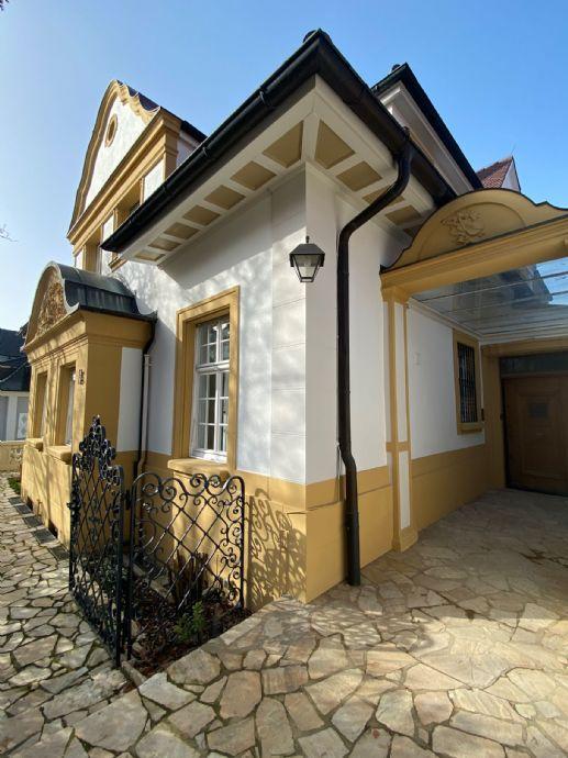 Denkmalgeschützte neubarocke Villa in privilegierter