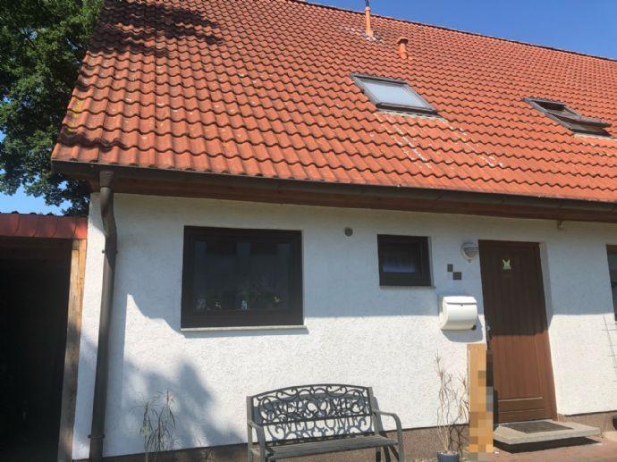 Reihenendhaus in Hannover-Lahe