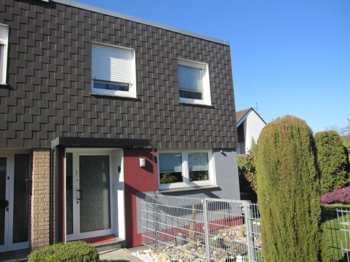 Ruhiges Wohnen in einem gepflegten Haus auf schönem Gartengrundstück zuzüglich einer Garage