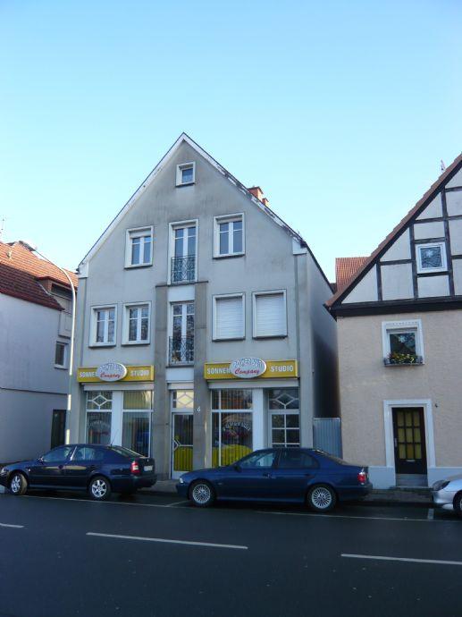 ZU VERKAUFEN: Gepflegtes und vermietetes Mehrfamilienhaus (3 Parteien) mit Garage in zentraler Lage von Werl