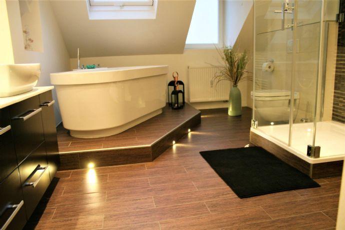 Luxuriöse, voll möblierte Maisonette-Wohnung im Herzen von Baden-Baden