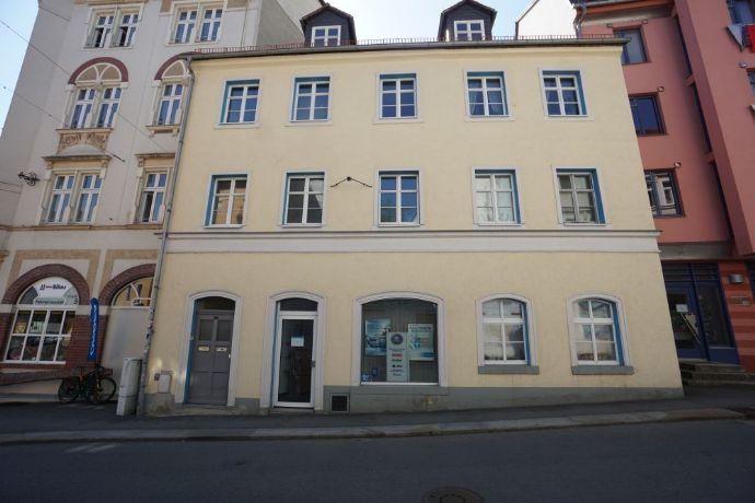 solides kleines Wohn-und Geschäftshaus in Zittau-Innenstadt