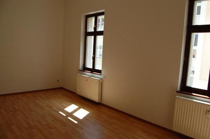 sonnige 4-Raum-Wohnung - Zittau Stadtzentrum - WG geeignet