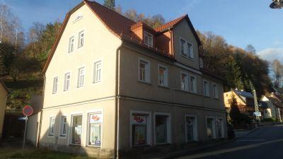 Bad Schandau Ladenlokale, Ladenflächen