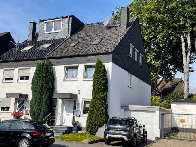 Gepflegte Doppelhaushälfte in Dortmund Eichlinghofen