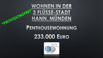 Hann. Münden Wohnungen, Hann. Münden Wohnung kaufen