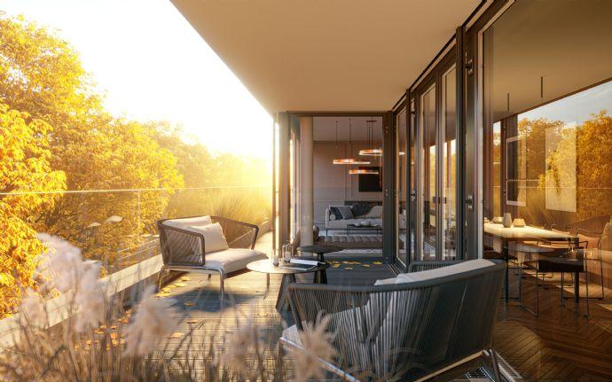 75Hz | Penthouse auf der Uhlenhorst