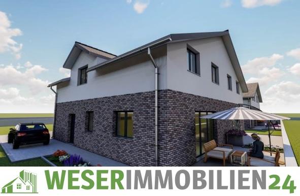 NEUBAU: Attraktive Doppelhaushälfte in familienfreundlicher Wohnlage