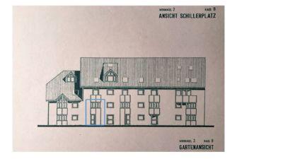 Südseite Wohninsel 2, Haus B, Wohnung 9