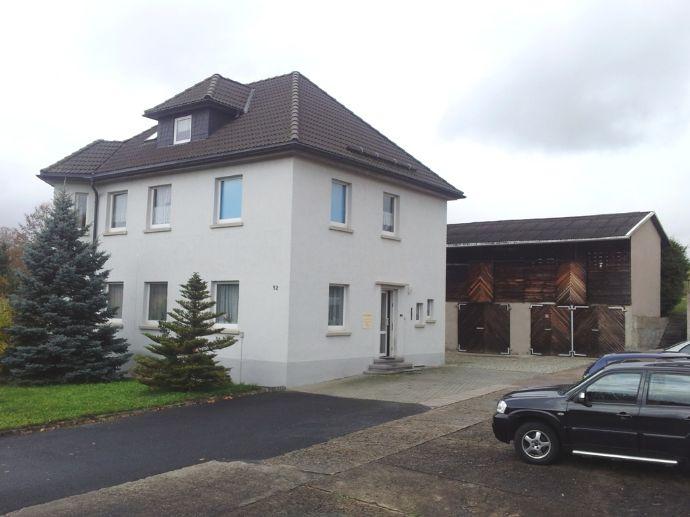 Wohn und Gewerbeobjekt in Geraberg nahe Ilmenau zu