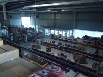 Ansicht aus 2. Etage