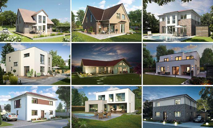 Grundstück inklusive Traumhaus in ruhiger Lage +Video-Beratung+