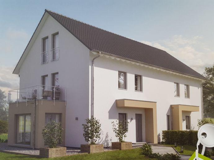 Projektierte Doppelhaushälfte in Bad Bramstedt! Zentrale Lage! Bauen mit Massa Haus!