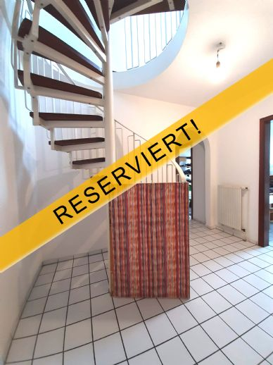 5-Zimmer-Maisonette-Wohnung mit Tiefgaragenstellplatz - RESERVIERT!
