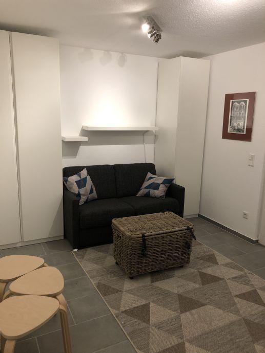 Mit Wohlfühlcharakter und Balkon - 1-Zimmer-Apartment in Friedberg