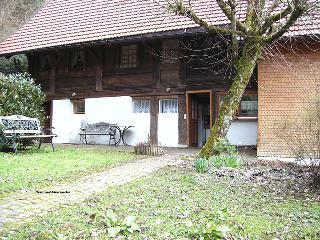 Föhrenhaus mit Sauna