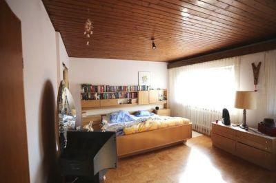 Schlafzimmer Maisonette-Wohnun