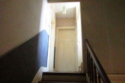 Eingang Wohnung 2. OG