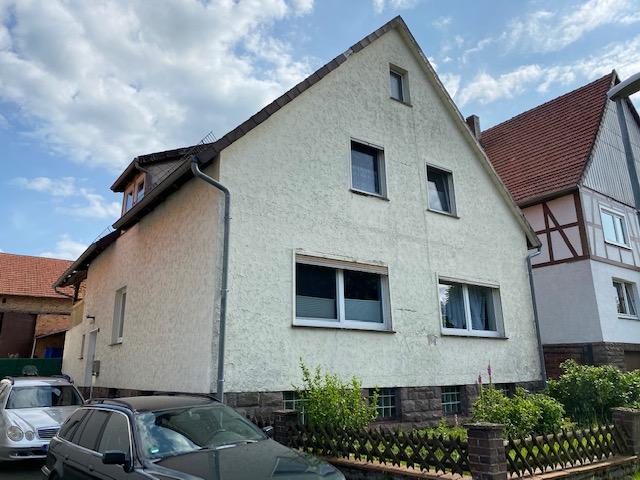 Freistehendes Haus mit großem Garten in Trendelburg-Langenthal