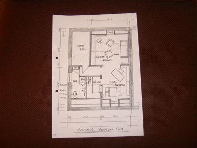 Grundriss DG-Wohnung 2.OG