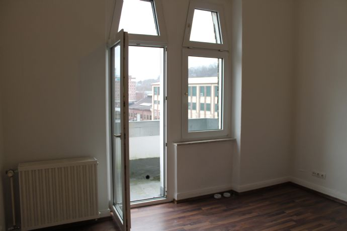 Zentral wohnen in City-Nähe: geräumige 2-Zimmer-Wohnung für Single und Paare