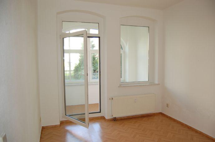 4-Raum Erdgeschosswohnung in Zittau West