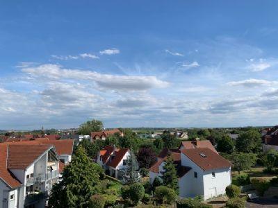 Dachstudio mit Panoramablick am Hochwald