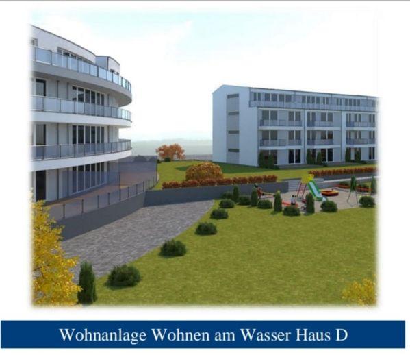 Erstbezug: stilvolle 3-Zimmer-Wohnung mit Balkon in Offenburg
