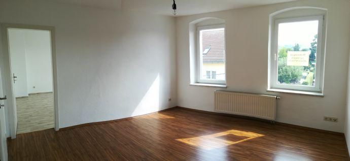 Sonnige, ruhige und vollständig renovierte 2-Raum-Wohnung in Döbeln-Sörmitz wartet auf nette Mieterin/netten Mieter