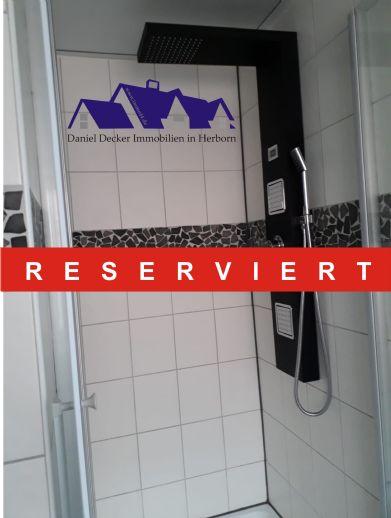 ** 3 ZKB Wohnung in Herborn ** mit Video **