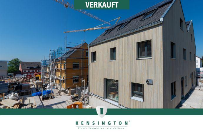 KFW40 Neubau-Doppelhaushälfte Nr. 6.1 im grünsten Wohnquartier am Bodensee