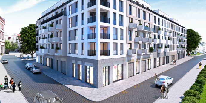 3-Zimmer-Wohnung in Rostock zu vermieten