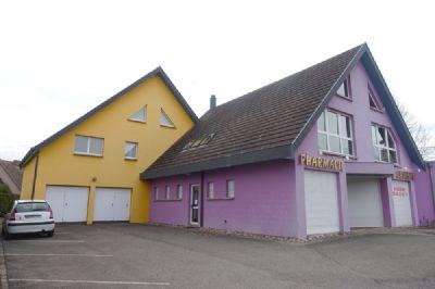 Marckolsheim Renditeobjekte, Mehrfamilienhäuser, Geschäftshäuser, Kapitalanlage