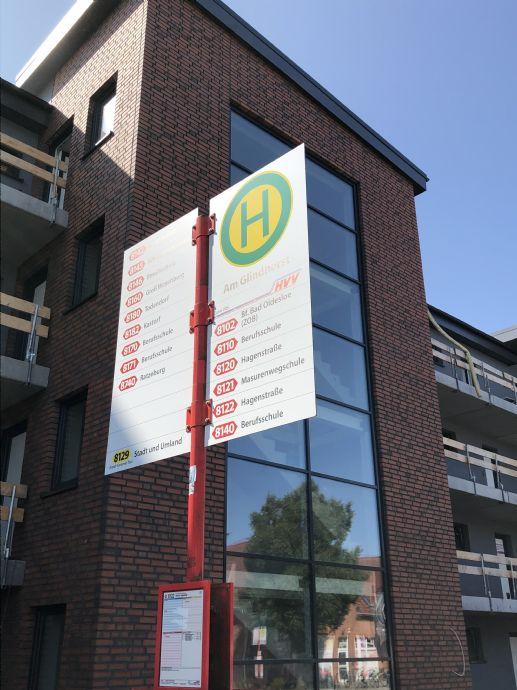 Erstbezug 4-Zimmer-Wohnung mit Balkon und