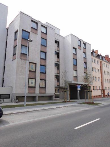 1-Zimmer-Apartment in der Innenstadt / Kurzer Fußweg zur Uni