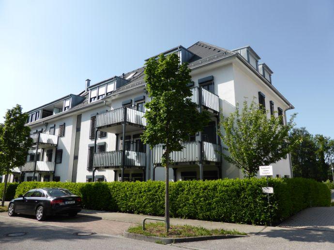 4 Zi. Maisonette DG Wohnung nahe Cité