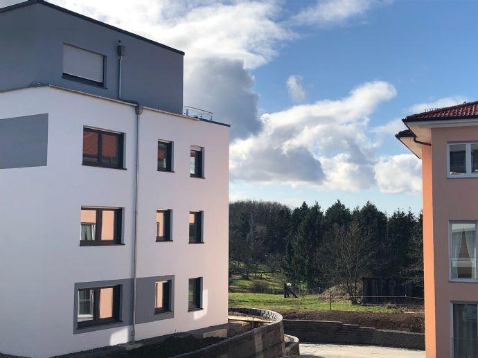 Moderne, schwellenfreie 3-Zimmerwohnung im Kirschenwäldchen mit 360 ° Ansicht