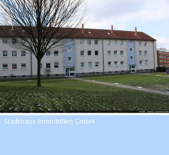 Bochum-Eppendorf: vermietete 2-Zimmerwohnung mit Balkon für Kapitalanleger!