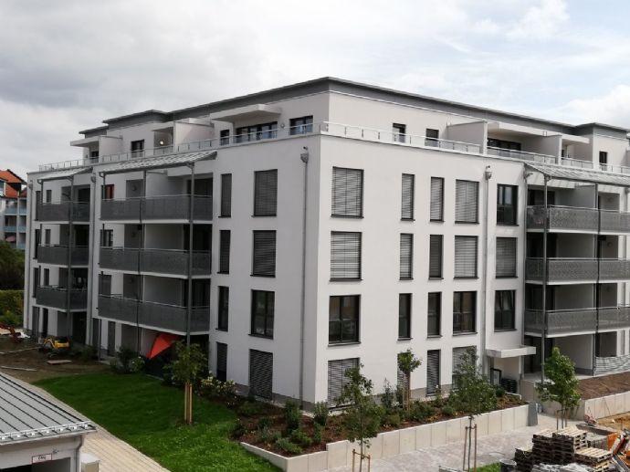 Freising; Exklusive 2-Zimmer-Erdgeschoß-Wohnung